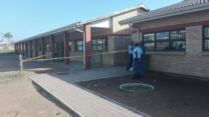 Watch: Teacher, 48, shot dead at Durban school