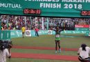 Edward Mothibi is the winner of Comrades2019 with a time of 05:31