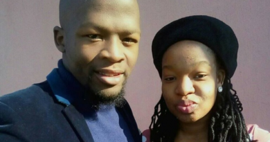 Couple spends R75 on their wedding: 'We don't care what people say'