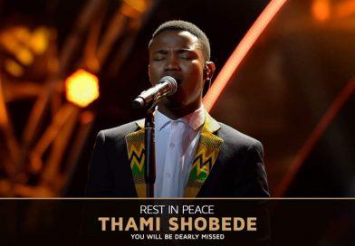 Former Idols SA star Thami Shobede dies