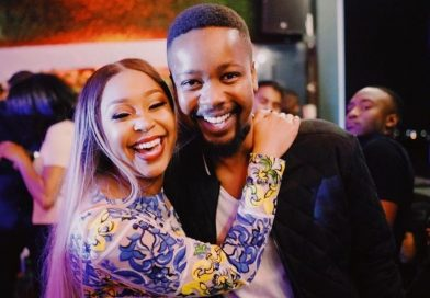 Minnie Dlamini's brother fighting for his life in ICU