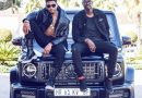 LISTEN | Black Coffee drops Usher collab and it's hella fire