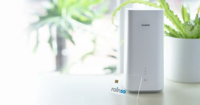 Rain 5G is here – Uncapped ultra-fast Internet for R1,000 per month