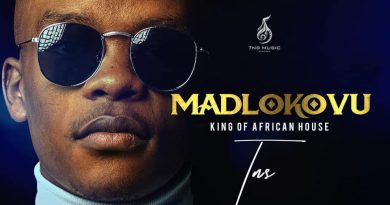 "TNS Music drops debut album ""Madlokovu King Of African House"""