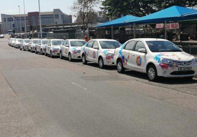 12 Durban Taxi Associations create their own e-hailing service YoTaxi