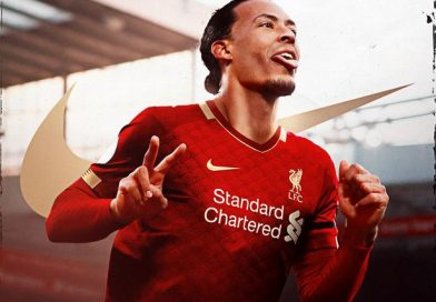 Liverpool fans love these Nike concept kits created by graphic designer