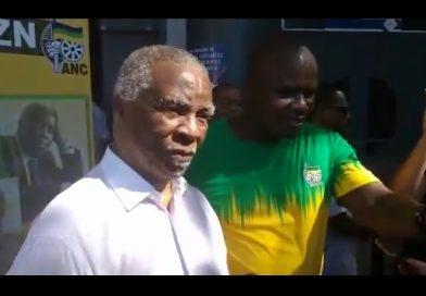 WATCH: De Klerk claims he didn't know apartheid was a crime against humanity – Mbeki