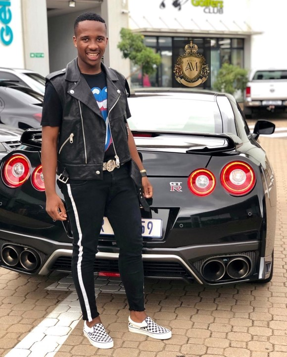 Andile Mpisane Age, Family, Girlfreind, Songs, Album, Cars