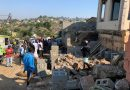 Tragically men dies and three are badly injured after wall collapsed on them in Durban INanda