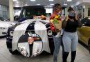 Couple Goals: Durban Traditional Healer Dr Khahlelezi buys his Wife Mercedes G63 G-Wagon R1 450 000 Cash