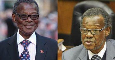 Former IFP President Mangosuthu Buthelezi has tested positive for Covid-19