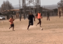 Video of Steve Komphela playing football with children goes viral
