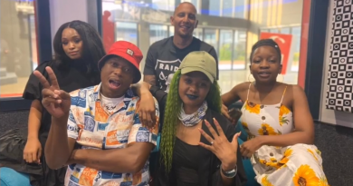 Watch: Mampintsha proposes to Babes Wodumo live on radio