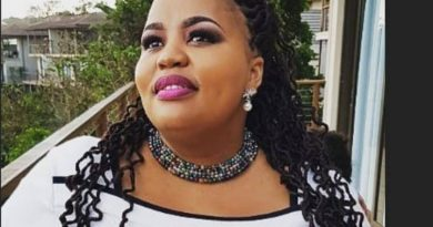 Mamkhulu Mseleku revealed that Sne is a troubled maker and a major problem on her own