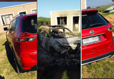 Man finds house and car set on fire by jealous neighbour