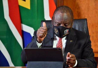 Ramaphosa to face motion of no confidence in Parliament next week